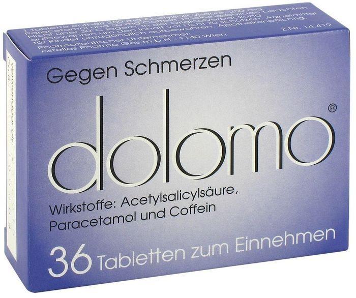 Nacht tabletten tag und dolomo Dolomo für