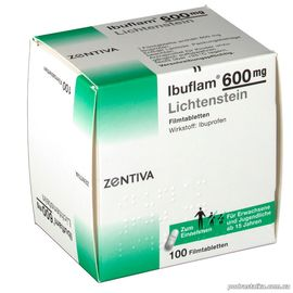 Lichtenstein ibuflam 600 Ibuflam® 600