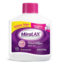 miralax ajută să piardă în greutate